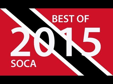 BEST OF 2015 TRINIDAD SOCA – 180 BIG TUNES