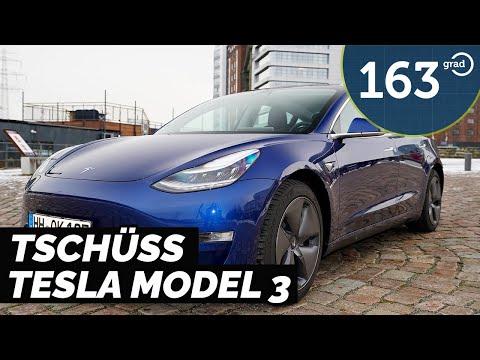 1 Jahr Tesla Model 3 - ERFAHRUNGEN - Pros/Cons - Tipps für Euch und ein ABSCHIED
