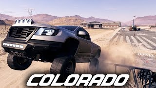 Need for Speed Payback - NEW CHEVROLET COLORADO 399 (New Update)