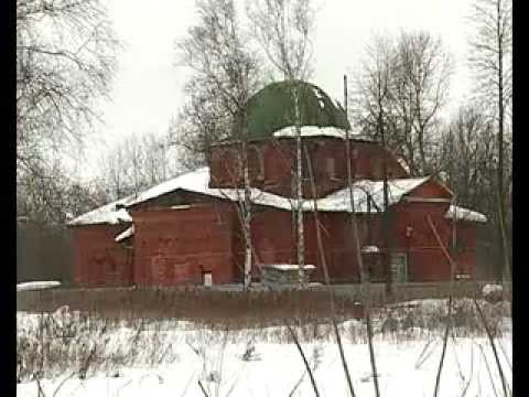 Церковь ивановская черноголовка