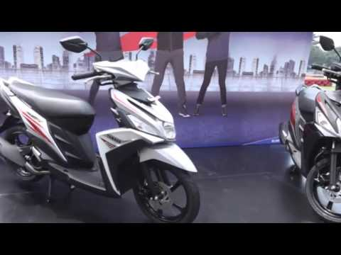 Yamaha Mio Z 2016