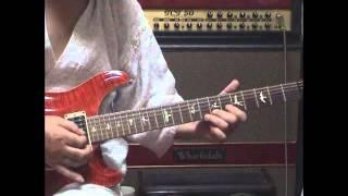 KARELIA ギターマイナス1で
