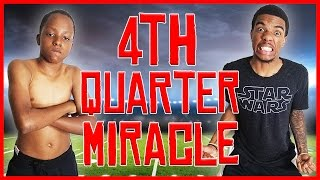 FOURTH QUARTER MIRACLE??? - Madden 17 Ultimate Team | MUT Wars Ep.2