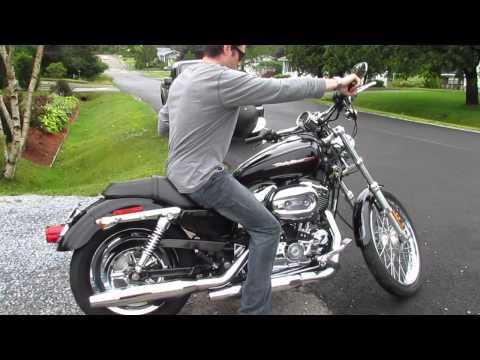 2005 Harley Davidson Sportster XL 1200 Custom