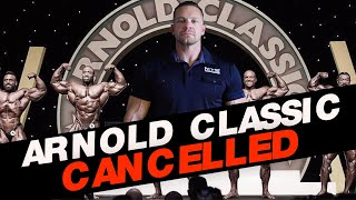 The REAL Reason Why the Arnold Classic Was Cancelled