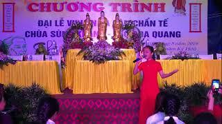 Biển Trời Tình Cha  Ns Nhỏ Tuổi Nhất VN Tú Thanh Tại Chùa Sùng Khánh ,Hưng Yên