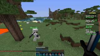 Hypixel UHC Highlights - Stolen Anvil