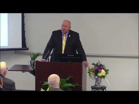 LaVerne & Dorothy Brown Science Hall Dedication