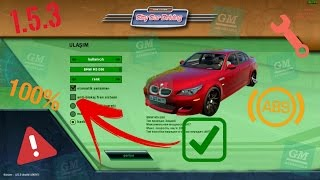 How to fix a bug - ABS in City Car Driving 1.5.3 (Steam)