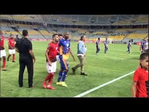 لاعب «تاون شيب» يطلب قميص مؤمن زكريا.. والأخير يستأذن محمد يوسف