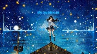 Đêm, Đom Đóm Và Em | 夜, 萤火虫和你 - AniFace | Bản Nhạc Gây Sóng Gió Trên Tik Tok