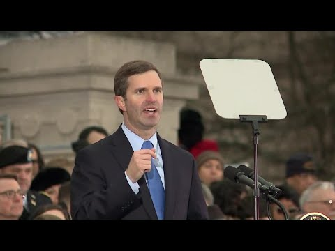 Gov. Andy Beshear swearing-in ceremony