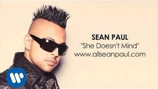 Sean Paul - 'She Doesn't Mind' [AUDIO]