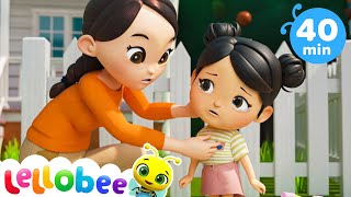 Accidents Happen - The Boo Boo Song   Nursery Rhymes & Kids Songs - ABCs and 123s   Little Baby Bum