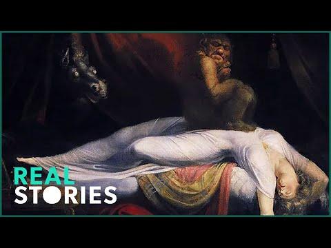 the entity sleep paralysis documentary real stories