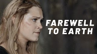 Clarke Griffin - Farewell to Earth (+S5) VO