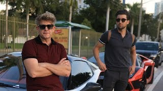 DRIVING FERRARIS WITH JEFF WITTEK!!