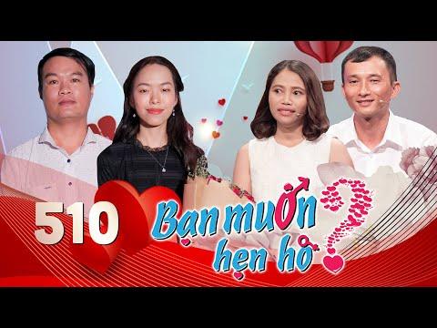 Bạn Muốn Hẹn Hò Tập 510 FULL  Công chúa Bình Thuận nhờ nội coi mắt cháu rể vì không biết mặt mẹ ruột