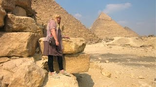 COME & FLY over the 80Km long GIZA PLATEAU with its hundred Pyramids! with Gigal