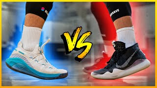 Nike KD 12 Vs. Under Armour Curry 6 | Performance Review