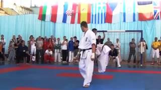 Andrey Chirkov | Kyokushinkai karate