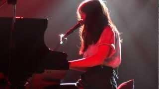 Julia Marcell - Fear of Flying // Sandomierz 2012