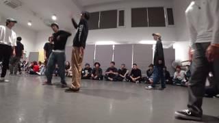 創価大学【tokyo S crew】 vs 白鷗大学【EXA】 / DANCE@LIVE 2017 RIZE KANTO CLIMAX