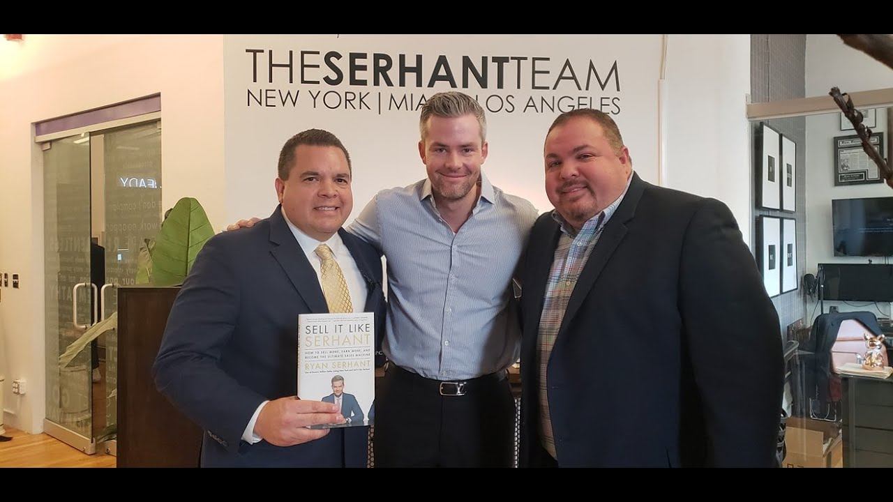 Interviewing Million Dollar Listing's Ryan Serhant