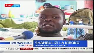 Madktari wamelazimika kuikata miguu ya mvuvi aliyeshambuliwa na Kiboko katika Ziwa Naivasha