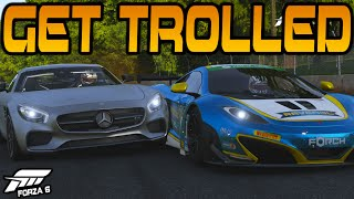 Forza 6 TROLLING THE TROLLS