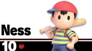 10: Ness – Super Smash Bros. Ultimate