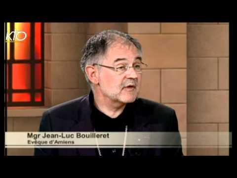 Mgr Jean-Luc Bouilleret - Diocèse d'Amiens