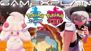 Gigantamaxing Pokémon?! Sword & Shield DISCUSSION (+Version Exclusive Gyms, New Pokémon, & More!)