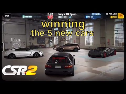 Csr2 Tier 4 Best Car