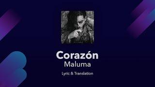 Maluma   Corazón Lyrics English And Spanish (& Portuguese) Ft. Nego Do Borel (Translation)