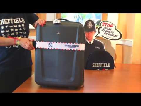 Cinta protectora para tu maleta