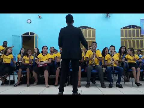 Orquestra renascer da assembleia de Deus em anapu