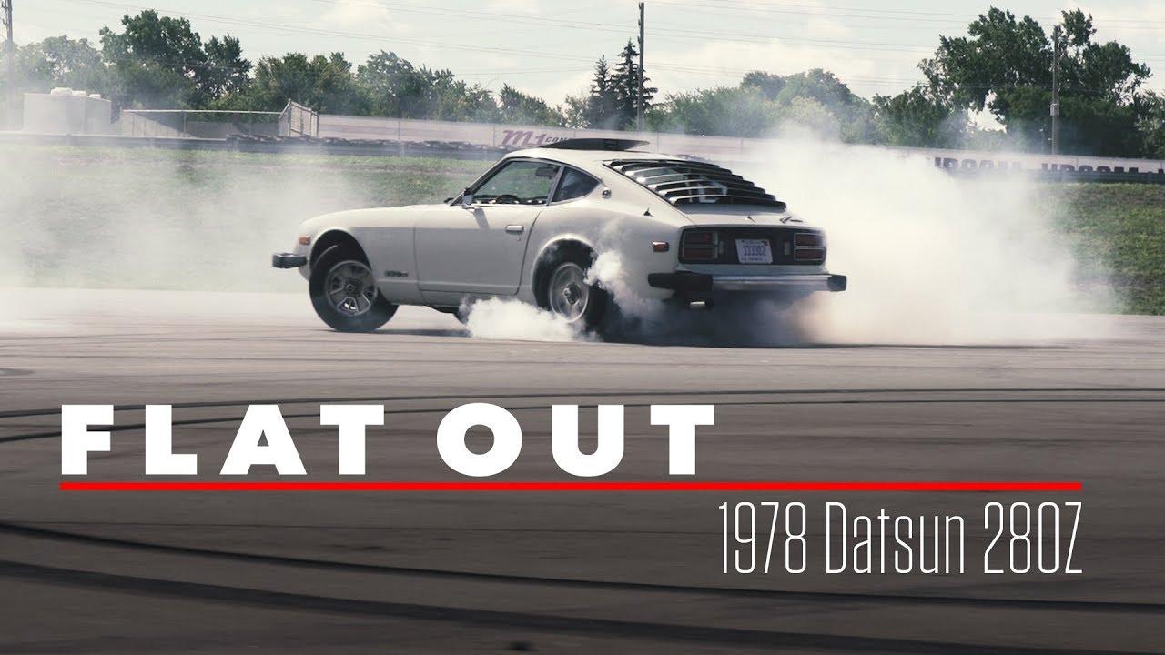 Flat Out: 1978 Datsun 280Z