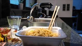 Otaku Dinner: Ippei-chan Yakisoba Cup
