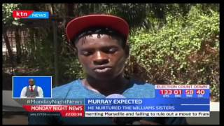 Renowned tennis coach Bill Murray expected in Mombasa next month