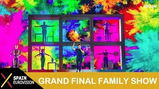 Grand Final FAMILY SHOW | Spain - La Venda - Last Rehearsal | Eurovision Song Contest 2019