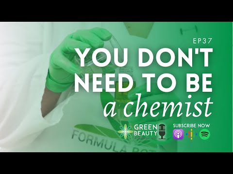 EP37. Do you need to be a Cosmetic Chemist to Formulate Skincare ...