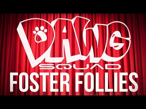 Foster Follies 2015 - Dawg Squad