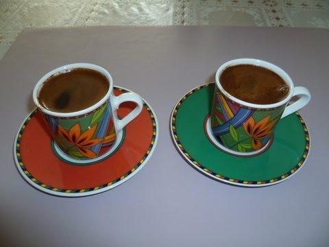 Rezept: Türkischer Mokka Kaffee | Ahmet Kocht | türkisch kochen | Folge 16