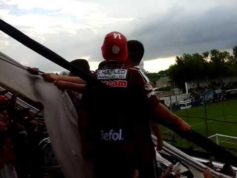 """""""Merlo 3 - 0 CADU : La Banda de Merlo - Los Pibes todos de la Cabeza"""" Barra: La Banda del Parque • Club: Deportivo Merlo"""