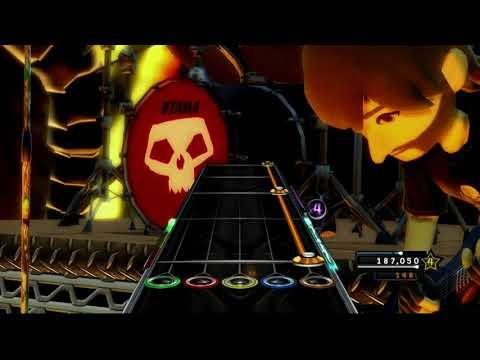 Guitar Hero Warriors of Rock (Xbox360) I'm Not Okay (I Promise)