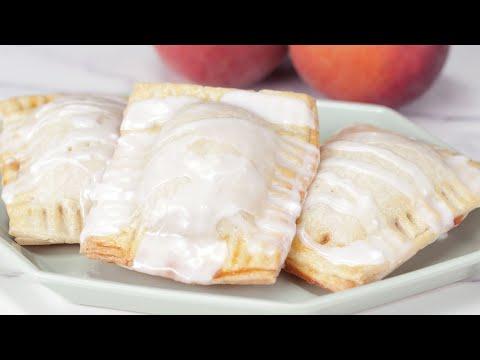 Peach Pockets