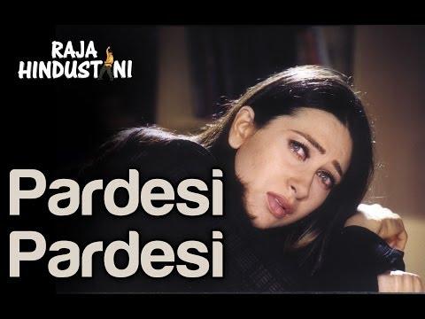 Pardesi Pardesi (Sad) - Video Song   Raja Hindustani   Aamir Khan & Karisma Kapoor