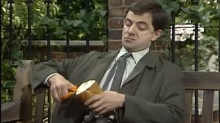 Mr Bean Sandwich for Lunch