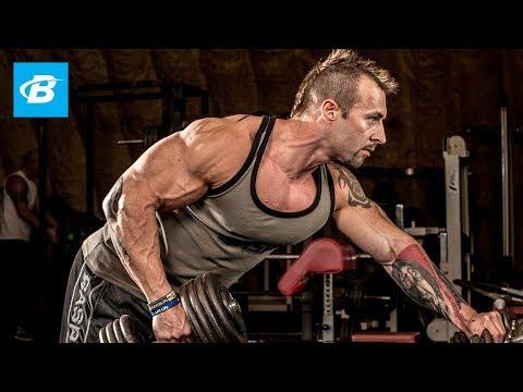 Le bodybuilding irréel
